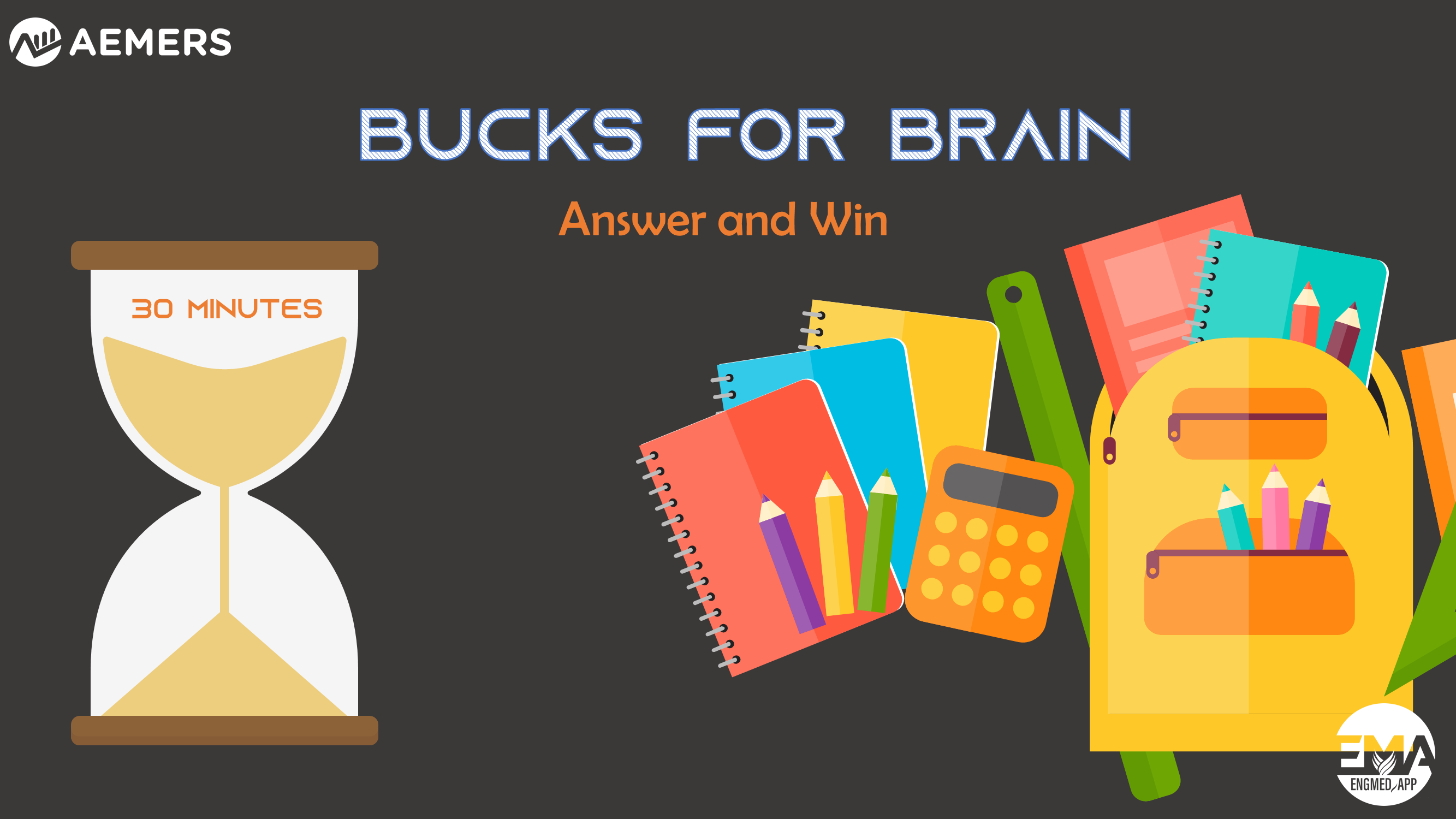 Bucks for Brain